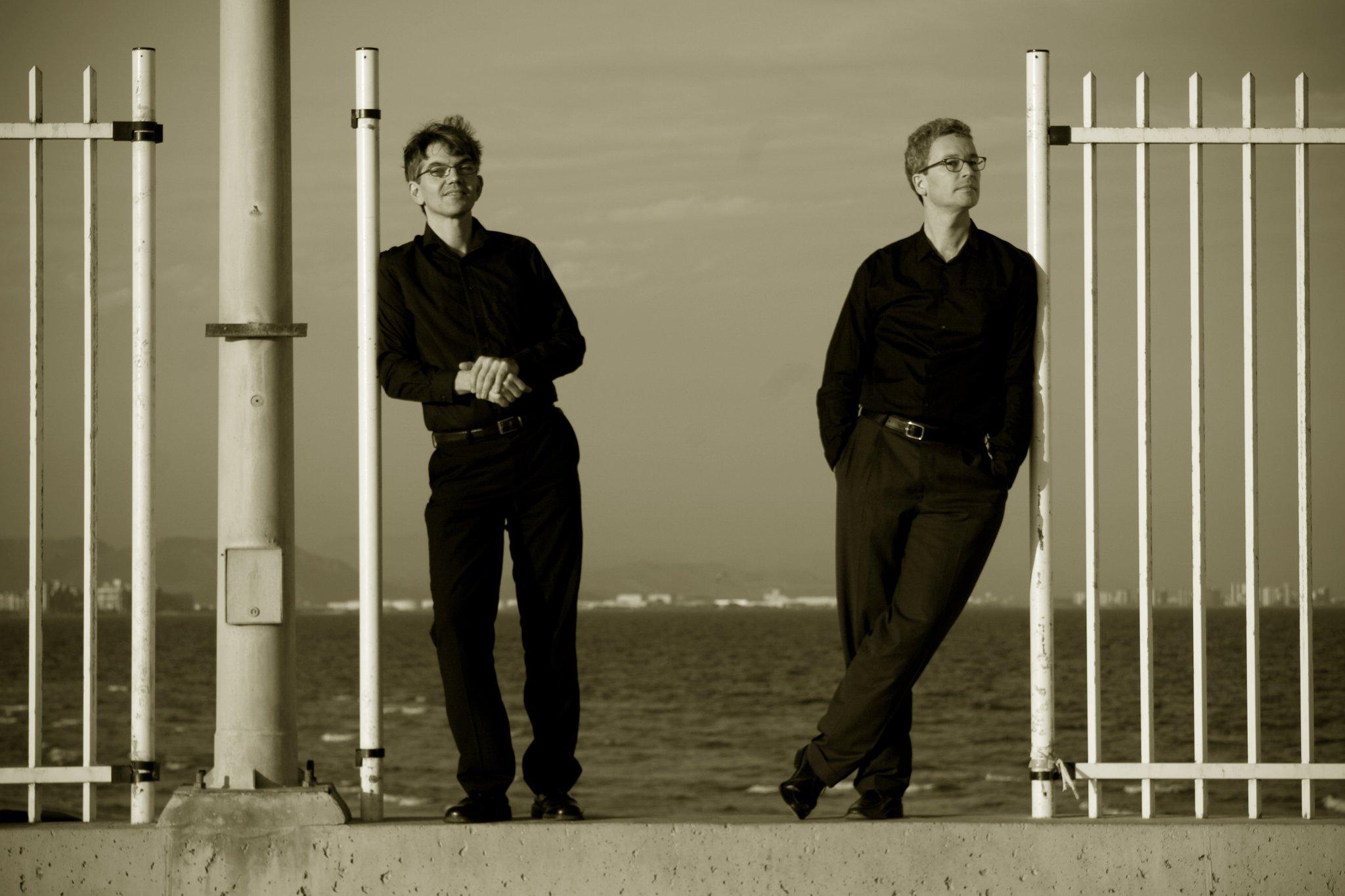 Duo Neckelmann-Reichow - digital photo © David Molina 2010